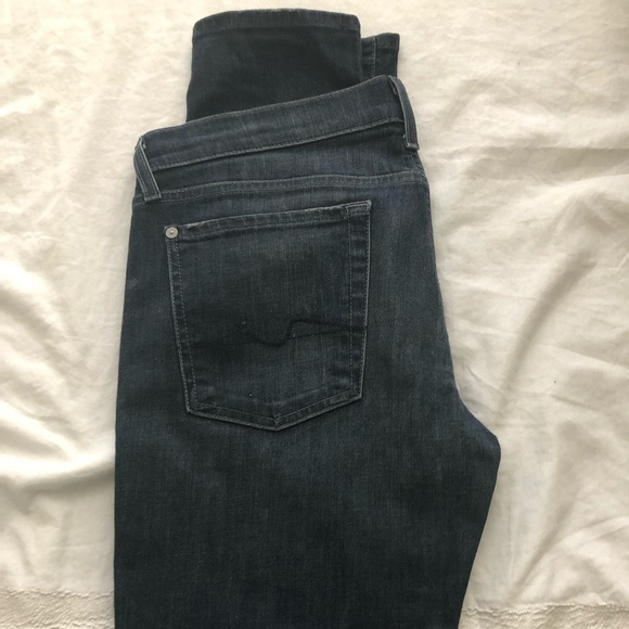 7 For All Mankind Denim - Seven for All Mankind Skinny Jeans Size 31